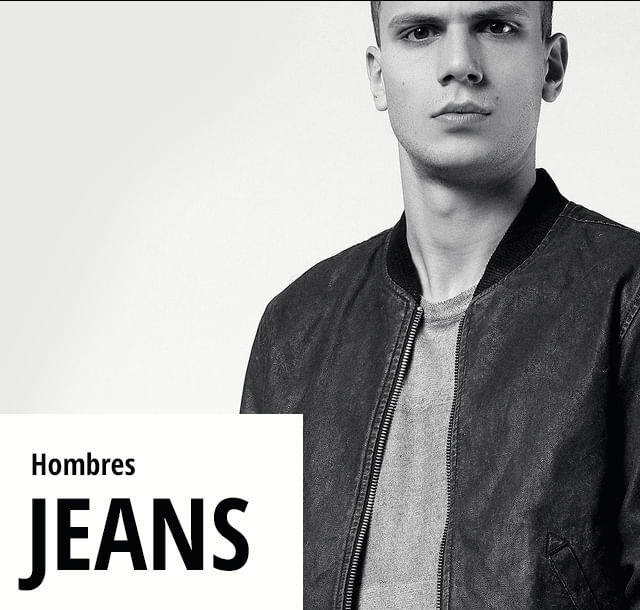 Hombres JEANS