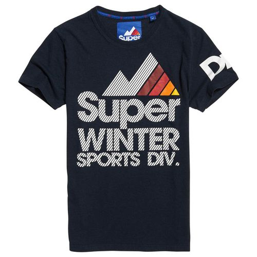 CAMISETA PARA HOMBRE WINTER SPORTS TEE SUPERDRY aa7b42828bd
