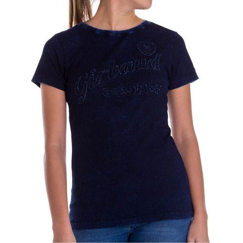 Camiseta-Para-Mujer-Manga-Corta--Marithe-Francois-Girbaud