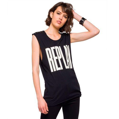 Camiseta-Para-Mujer-Tshirt--Replay