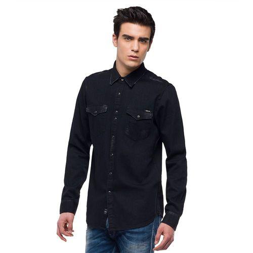 Camisa-Para-Hombre--Replay