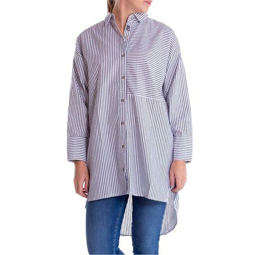 Camisa-Para-Mujer-Manga-Larga--Marithe-Francois-Girbaud