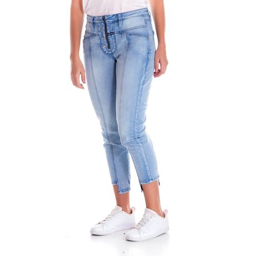 Jeans-Para-Mujer-Pedal-F-Baggy--Marithe-Francois-Girbaud