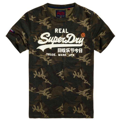 Camiseta-Para-Hombre-Vintage-Logo--Superdry