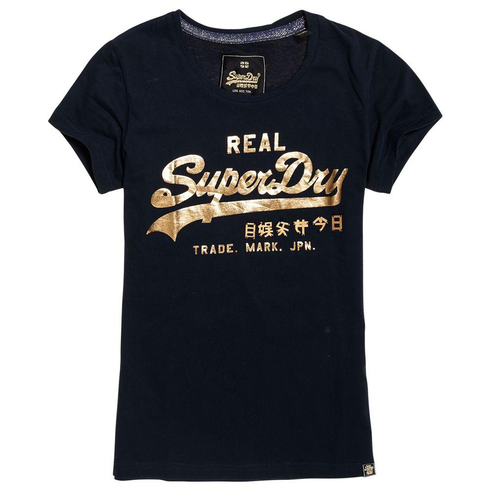 d1b1d5dd7 Camiseta-Para-Mujer-Vintage-Logo--Superdry