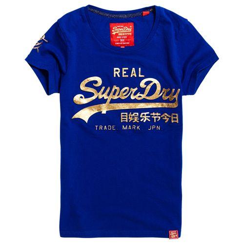 Camiseta-Para-Mujer-Vintage-Logo-Superdry
