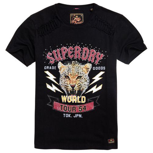 Camiseta-Para-Mujer-Payton--Superdry