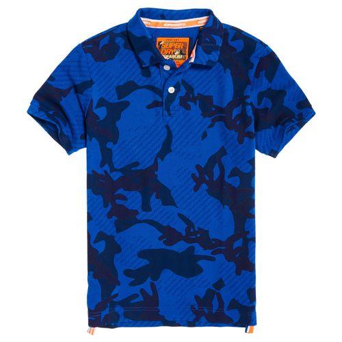Camiseta-Polo-Para-Hombre-Tropic-Army-Superdry