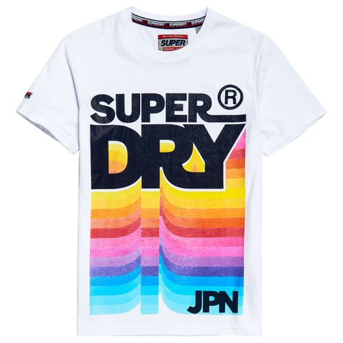 Camiseta-Para-Hombre-Retro-Mid-Weight-Tee-Superdry