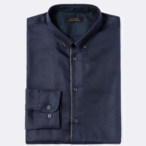 Camisa-Para-Hombre-Ma2Navy-Celio