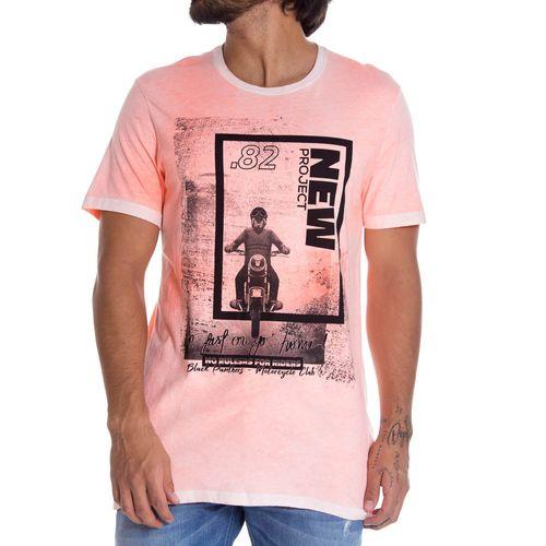 Camiseta-Manga-Corta-Para-Hombre--New-Project
