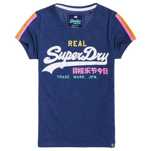 camiseta-para-Mujer-v-logo-sleeve-stripe-entry-tee-superdry