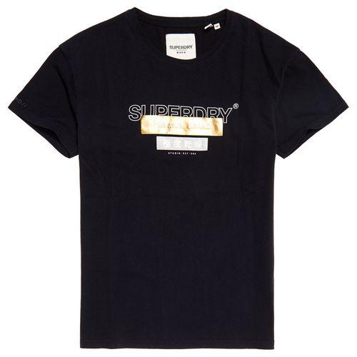 camiseta-para-Mujer-premium-brand-patch-portland-tee-superdry
