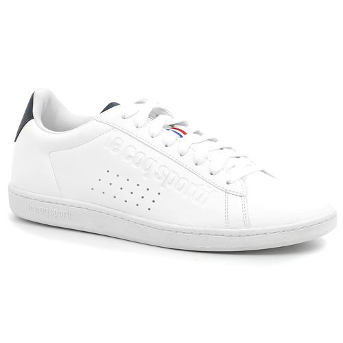 Tenis-Para-Hombre-Courtset-Dress-Blue-Le-Coq-Sportif