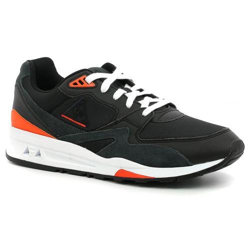 Tenis-Para-Hombre-Lcs-R800-Black-Orange-Le-Coq-Sportif