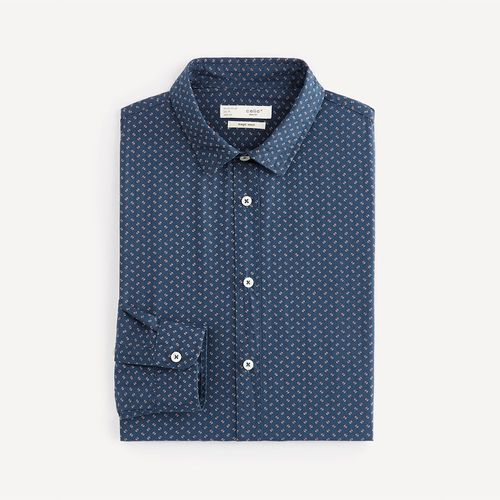 Camisa-Para-Hombre-Pawacoffee-Celio