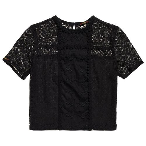 top-para-mujer-ella-lace-panelling-tee-superdry