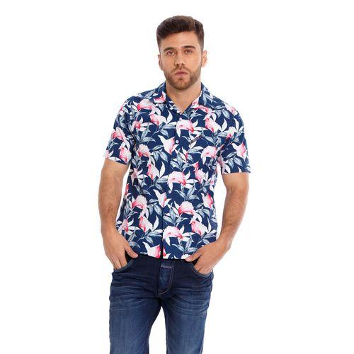 Camisa--Hawaiana-Para-Hombre-Marithe-Francois-Girbaud