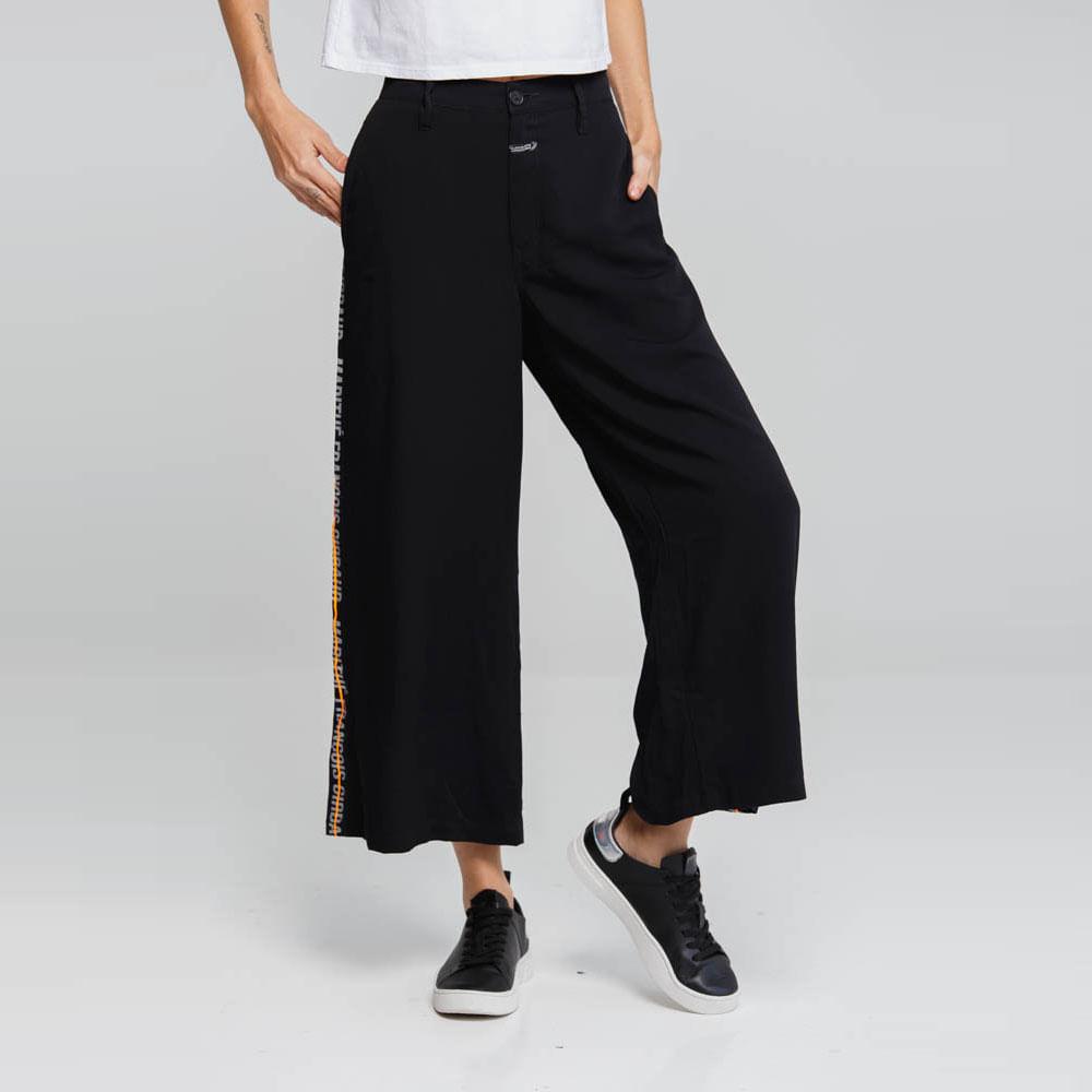 Pantalon Para Mujer F Marithe Francois Girbaud 18980 Pantalones Marithe Francois Girbaud Pilatos