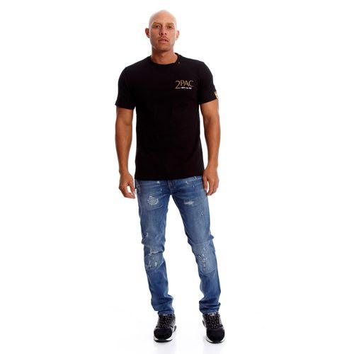 Camiseta-Para-Hombre-Tupac-Tribute-Replay