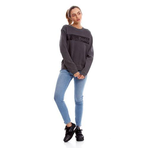 Buzo-Para-Mujer-Garment-Dyed-Cotton-Replay