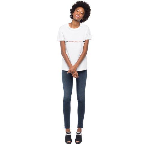 Camiseta-Para-Mujer-Camiseta-Replay