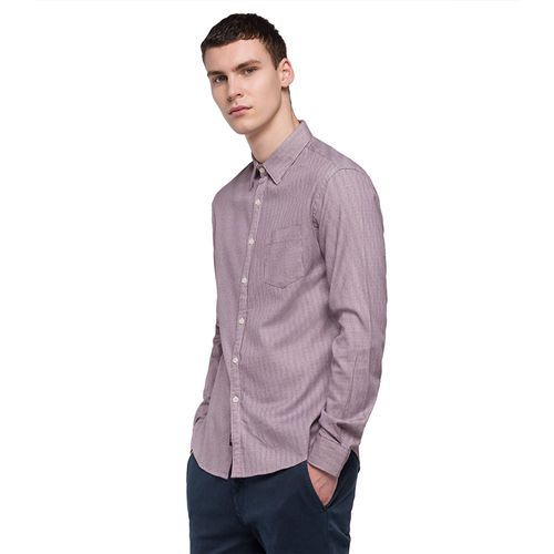 camisa-para-hombre-oxford-shirt-replay