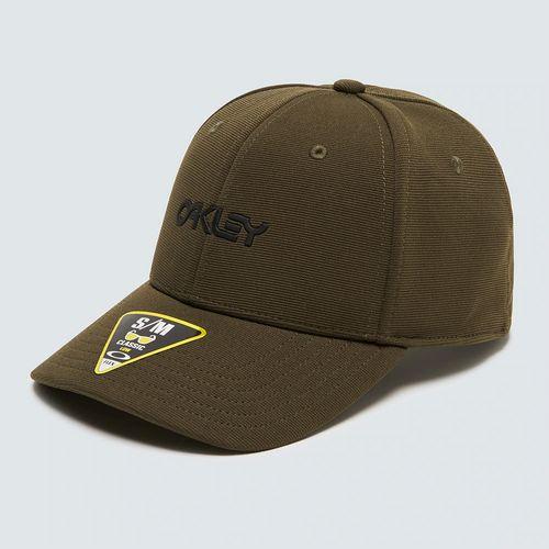gorra-para-hombre-6-panel-stretch-metallic-hat-oakley