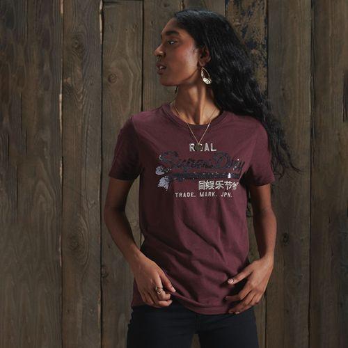 Camiseta-Para-Mujer-Vl-Sequin-Tee-Superdry