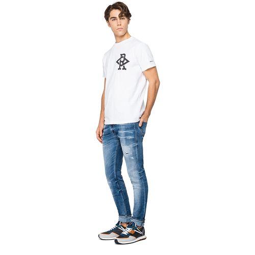 Camiseta--Para-Hombre-Openendhanddry-Replay