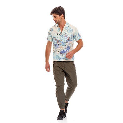 Camisapara-Hombre-Shirt-Replay