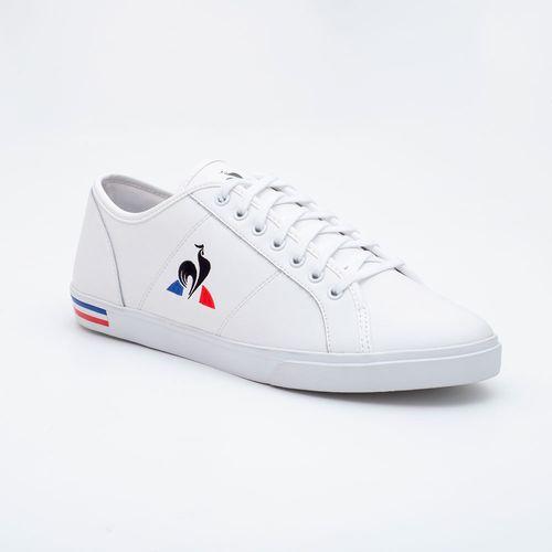 Tenis-Para-Hombre-Verdon-Premium-Optical-White-Smus-Le-Coq-Sportif