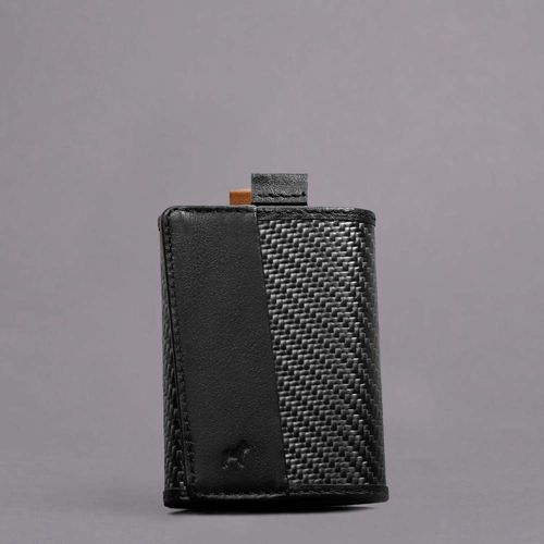 Billetera-Pequeña-Para-Hombre-Carbon-Speed-Wallet-Mini-The-Frenchie-Co