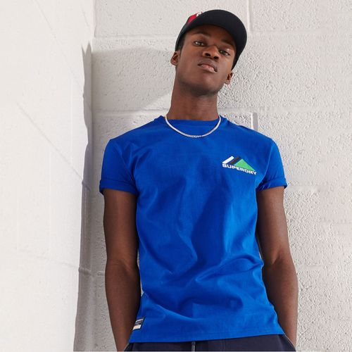 Camiseta-Para-Hombre-Mountain-Sport-Tee-Superdry