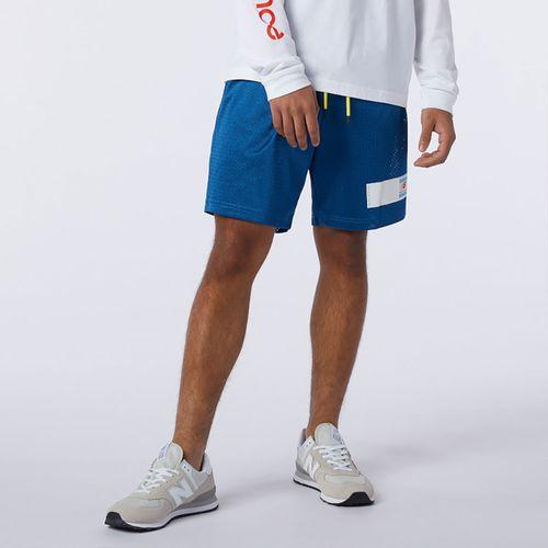 Bermuda-Short-Para-Hombre-Mens-Nb-Essentials-Mesh-Short-New-Balance