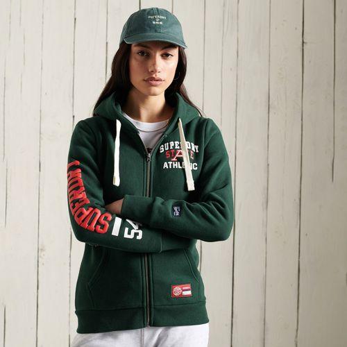 Buzo-Hoodie-Abierto-Para-Mujer-Collegiate-Athletic-Zip-Hood-Superdry