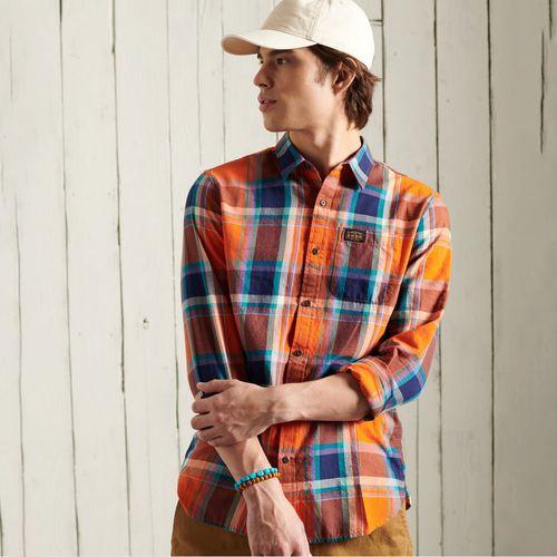 Camisa-Para-Hombre-Workwear-Lite-Shirt-Superdry