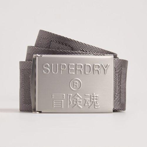 Reata-Para-Hombre-Montauk-Fabric-Belt-Superdry